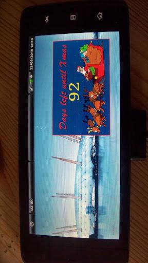 countdown to Christmas day BIG