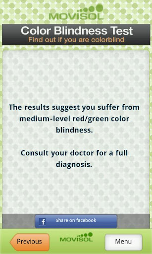 【免費健康App】Color Blindness Test-APP點子
