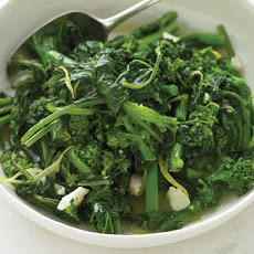 Braised Broccoli Rabe