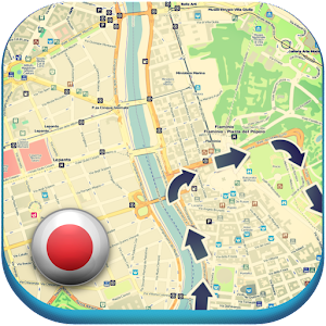 Japan Offline Map Hotels Cars