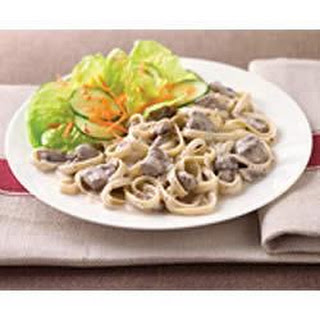 PHILLY Slow-Cooker Beef Stroganoff