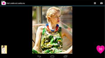 Screenshot of Looks - Fashion Lookbook