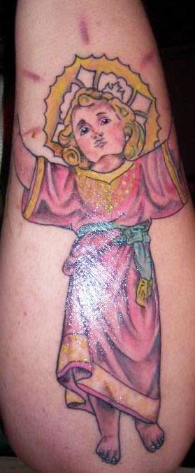 Strange Religious Tattoos