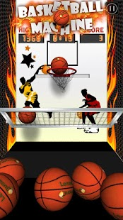 Basketball Arcade Game- screenshot thumbnail