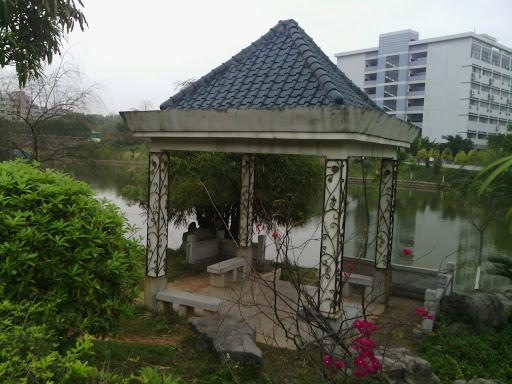 Tiannan Lake Spot