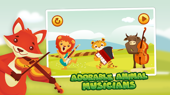 Animal Orchestra Music Game- screenshot thumbnail