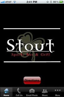 Stout Bar & Grill - screenshot