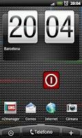 Screenshot of screen OFF & LOCK n2manager