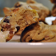 Chocolate Chip Marshmallow Cookies