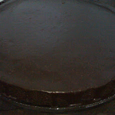 Super Chocolatey Flourless Cake