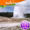Yellowstone National Park Map icon