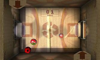 Screenshot of Cardboard Football Club 3D
