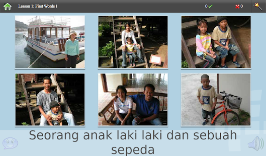 Learn Indonesian. Download mp3 and pdf. Free Demo