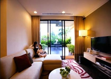 Fraser suites river valley two bedroom premier apartment - 2 bedroom hotel suites singapore ...