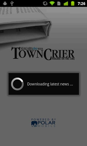 Niagara-on-the-Lake Town Crier|玩新聞App免費|玩APPs