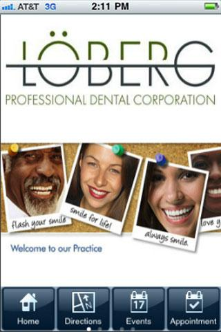 Loberg Professional Dental Cor