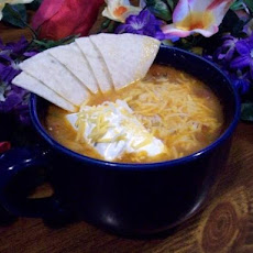 Johnny Jalapeno's Chicken Tortilla Soup