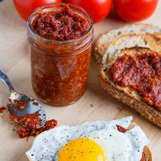 Slow Roasted Tomato Bacon Jam