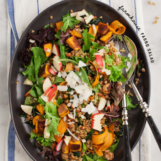Farmhouse Farro Salad