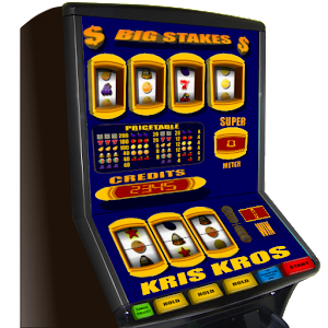 slot machine big stakes