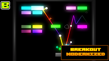 Screenshot of Super Bit Blocks Free