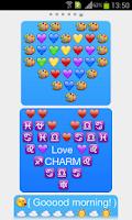 Screenshot of Emoji Share