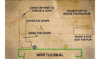 Screenshot of Doodle Physics LITE