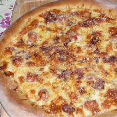 Grandma's Homemade Pizza ala 'Da Boys'