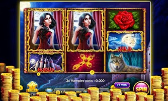 Screenshot of Slots Transylvania™:FREE slots