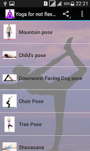 Yoga - screenshot