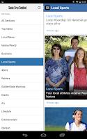 Screenshot of Santa Cruz Sentinel