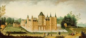 RIJKS: Claes Jacobsz. van der Heck: painting 1638