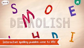 Screenshot of Endless Alphabet