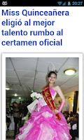 Screenshot of Bolivia Noticias