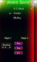 Screenshot of Mobile Darts Trial