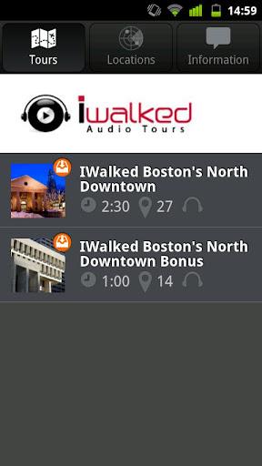 IWalked Boston's N. Downtown