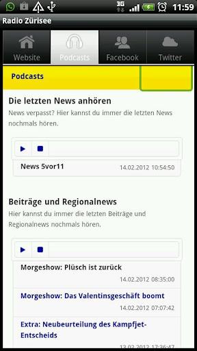 玩音樂App|Radio Zürisee免費|APP試玩