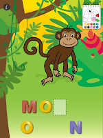 Screenshot of Leo Spanish Spelling Lite