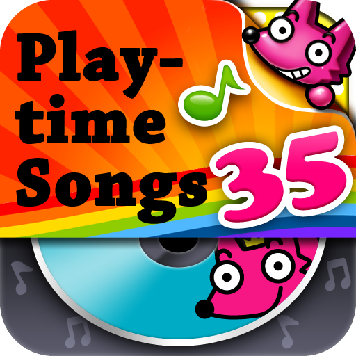 35 Playtime Songs 教育 App LOGO-APP開箱王