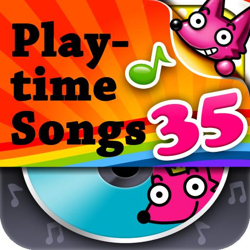 35 Playtime Songs 教育 App LOGO-硬是要APP