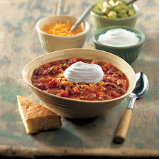 Hearty Lean Chili