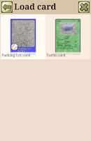 Screenshot of Deckromancy®Trading Card Maker