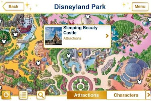 Screenshot of Disneyland® Paris