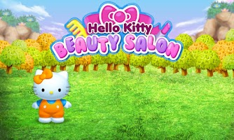 Screenshot of Hello Kitty Beauty Salon LW