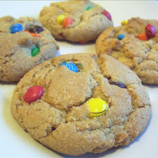 M&m Kahlua Cookies