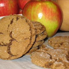Grandma's Chewy Molasses Cookies