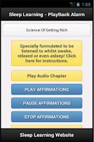 Screenshot of Science Of Getting Rich 12