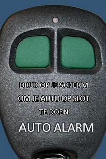 Autoalarm - screenshot