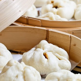 Chinese Steamed Buns Cake Flour Recipes