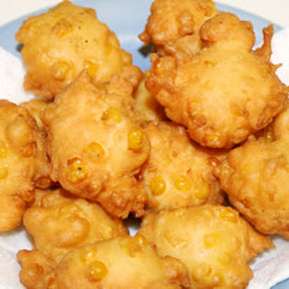 Corn Fritters Without Cornmeal Recipes